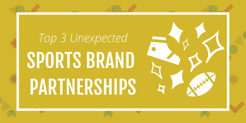 Top 3 Unexpected Sports Brand Partnerships